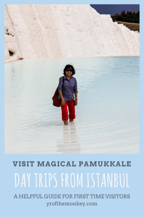 Day trips from Istanbul Turkey travel Pamukkale