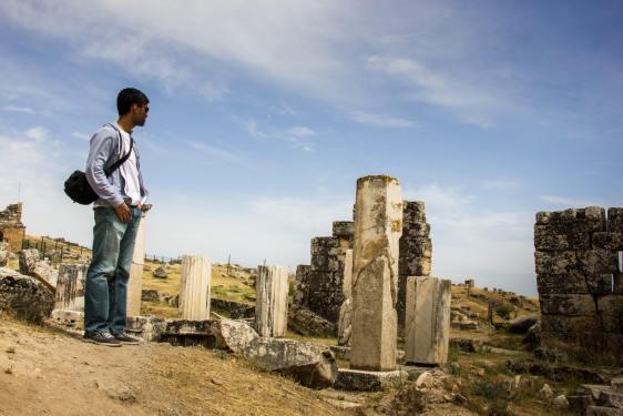 Turkey Travel tips Heirapolis