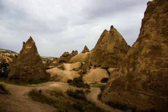 Turkey Travel tips Cappadocia