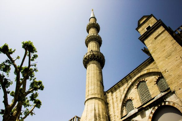 Istanbul Turkey Blue mosque Asia Europe summer vacation travel history art culture Islam secular religion touristy guide Sultanahmet Ottoman empire Turk