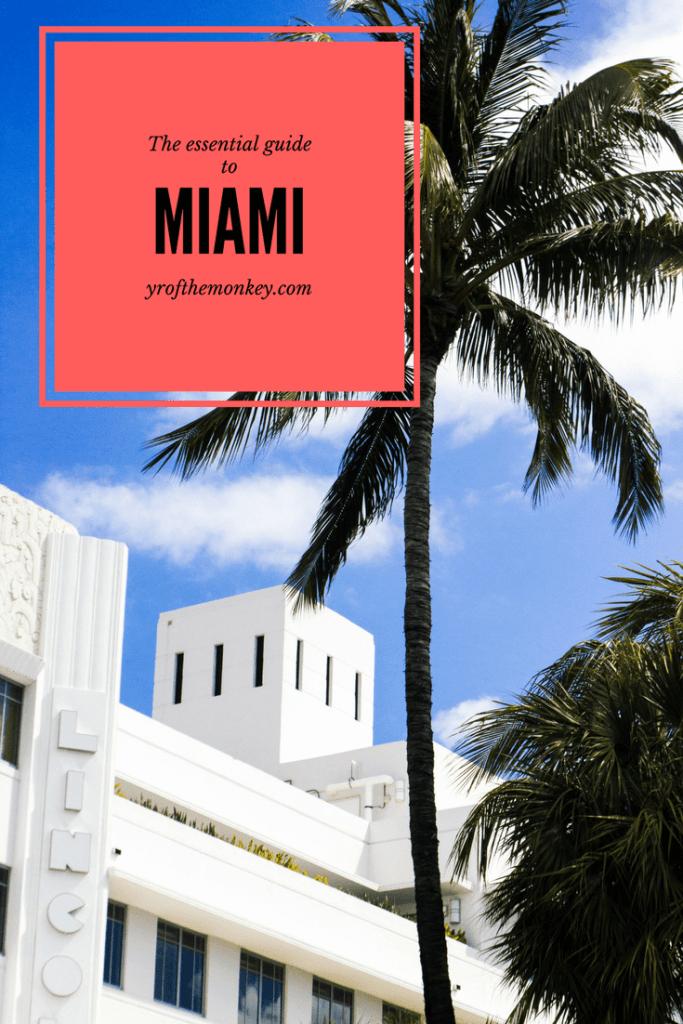 Miami Florida travel visitor guide