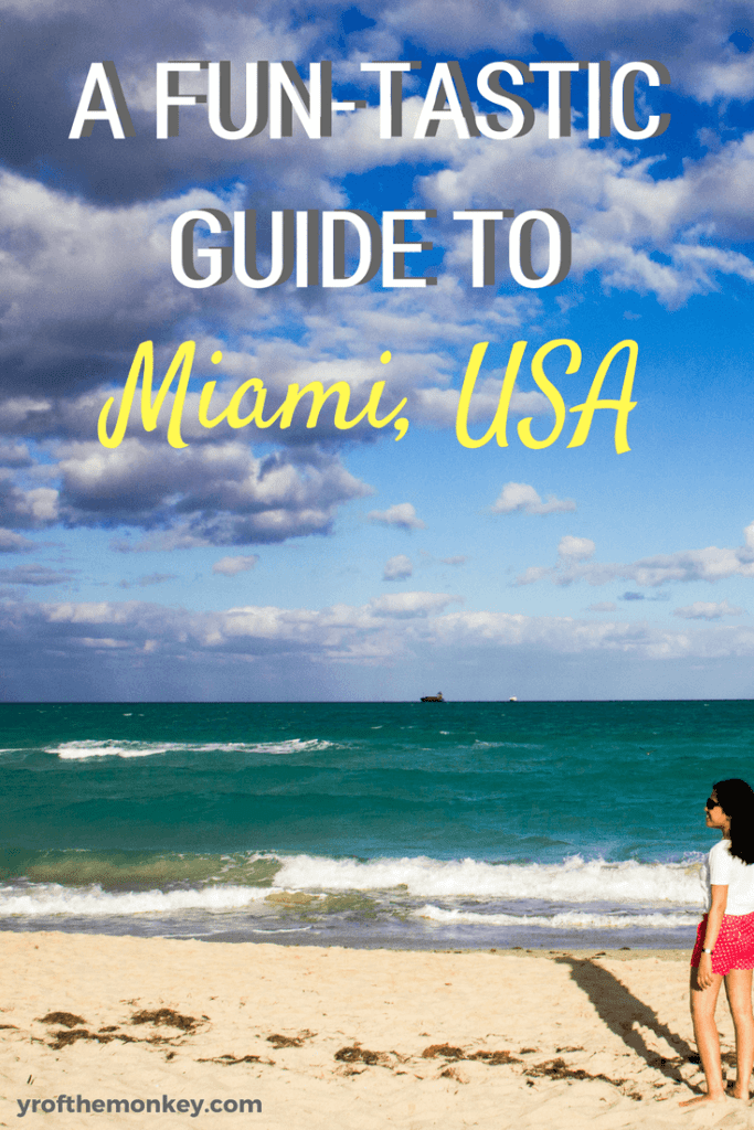 Wondering how to have a good time in Miami, Florida, USA, the party city in the south? Look no further than this essential travel guide to Miami featuring the very best attractions such as South beach, Key Biscayne lighthouse, murals and street art that you have to see in Wynwood and a yummy food tour!