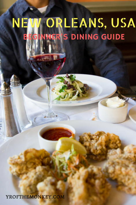 New Orleans dining guide USA New orleans restaurants