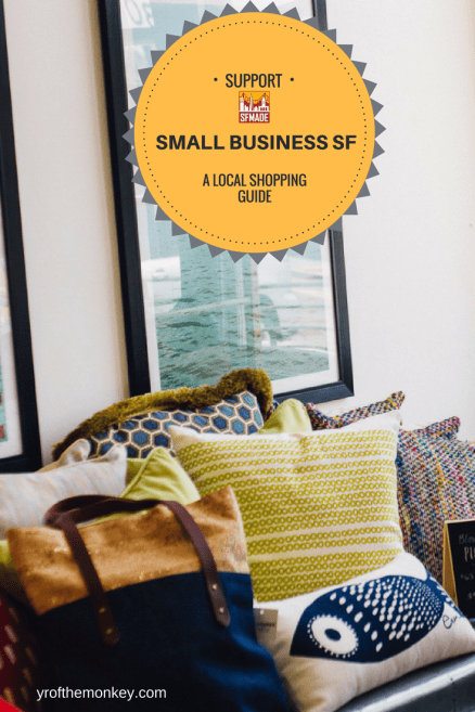 Shopping guide San Francisco SFMade