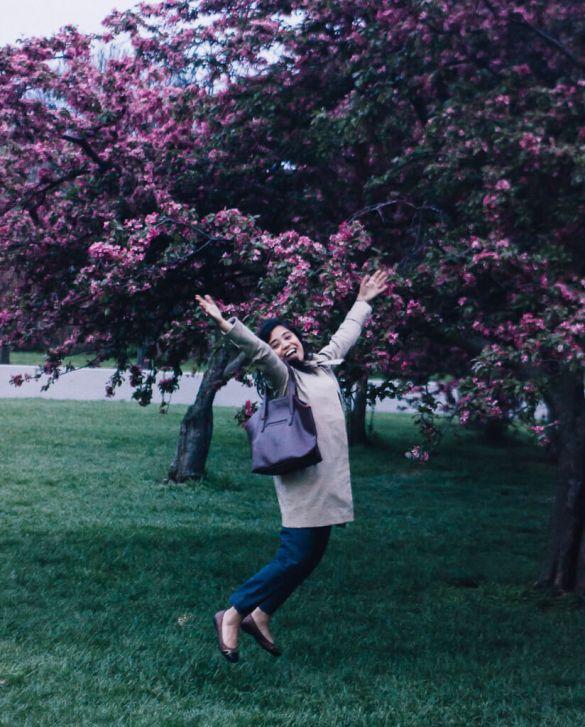 Cherry blossom Washington DC USA Spring Travel blogger springbreak