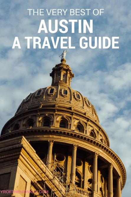 Austin Texas USA Travel guide