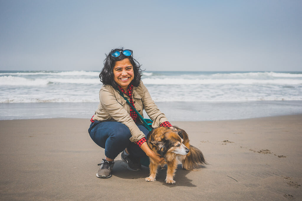 Dillon beach at Point reyes welcomes dogs and is a dog friendly beach