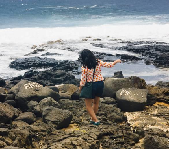 Travel explore Big Island Hawaii travel blogger