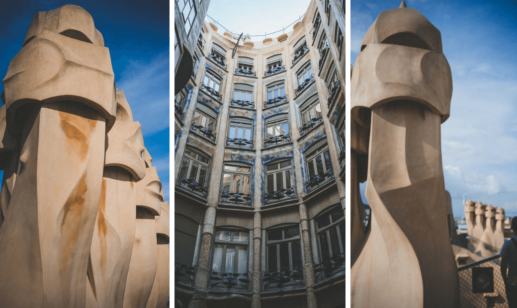 barcelona gaudí tour tips to see five famous masterpieces on your own