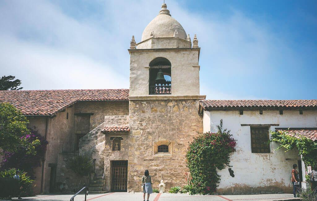 Carmel mission at Big Sur: Stop number 1 on your Big sur road trip guide
