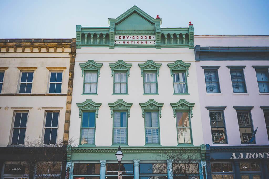 French Quarters, Charleston