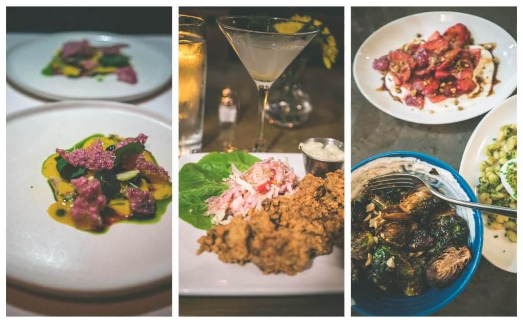Dinner in Charleston, where to go for dinner in Charleston, eating out in Charleston