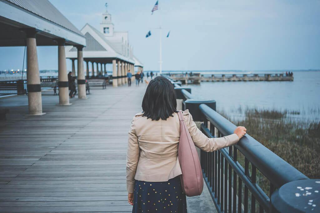 Waterfront park, Charleston, what to do in Charleston, Charleston itinerary