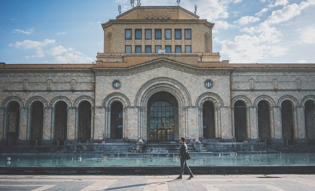 Republic Square, Yerevan Armenia