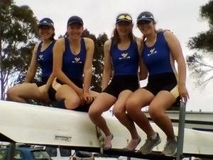 Girls-on-rowing