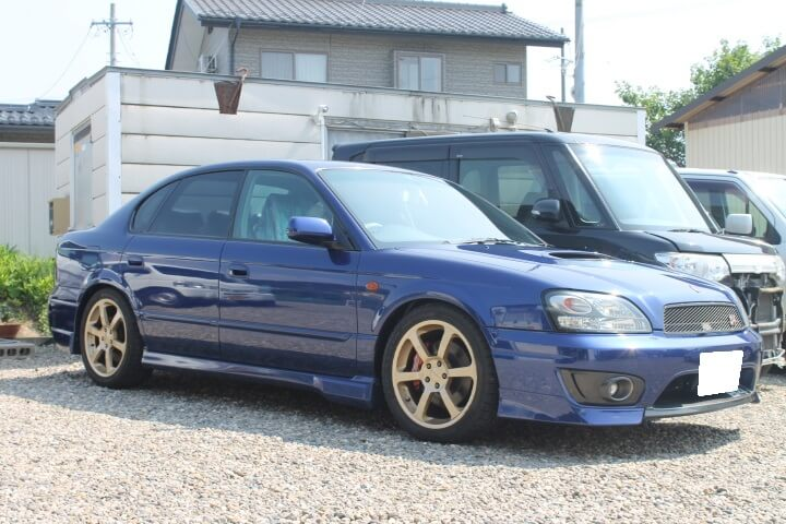 SUBARU LEGACY B4 BE5 TOMMYKAIRA Photo