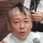 高須院長が優勝 ホリエモン最下位委で丸刈りに変身!