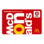 マクドナルドが全店で楽天ポイント導入。支払いも全店で可能に!