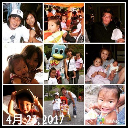 あの時君は~若かった~笑#写真の整理 #出会ったころは若かった #懐かしい写真 #姫達 #昔から顔は丸い #笑笑的