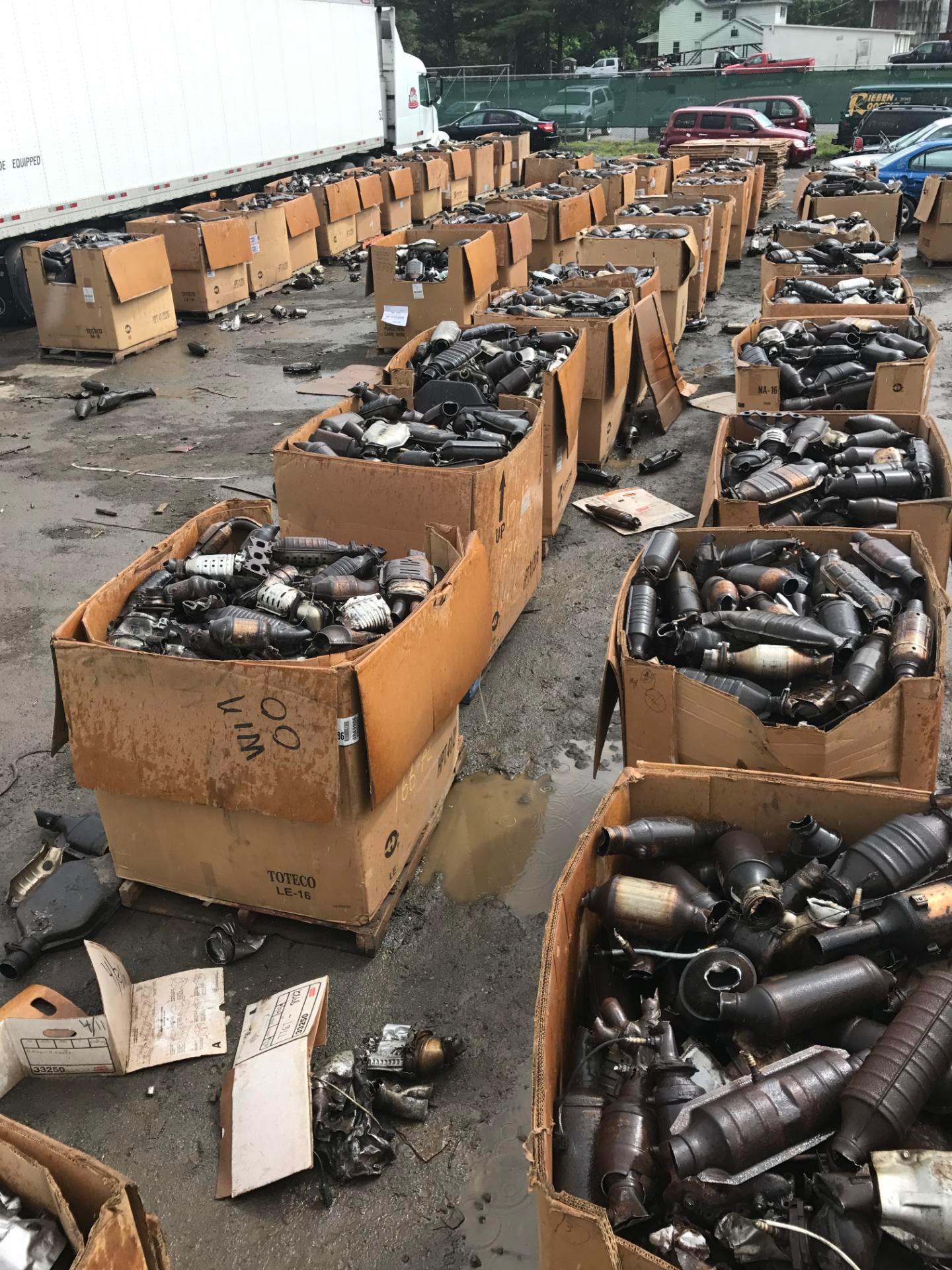 YS Catalytic Recycling LLC