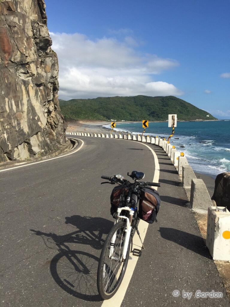 2016年臺灣單車環島 – Gordon Chan