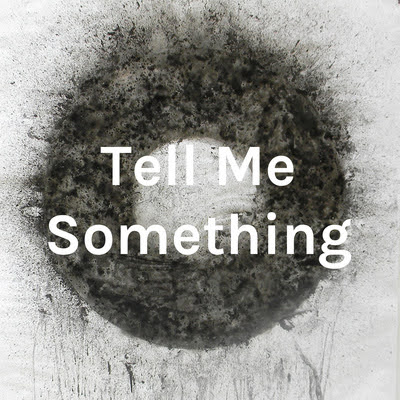 It's here! Tell Me Something – the Poetic Licence podcast