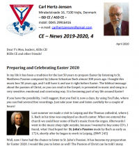 CE News 2019-2020