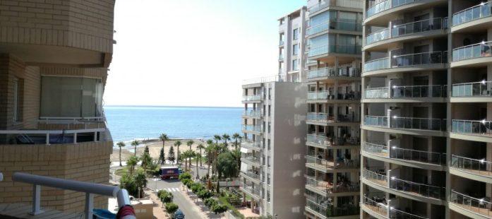Vistas desde el apartamento de MarinaDor