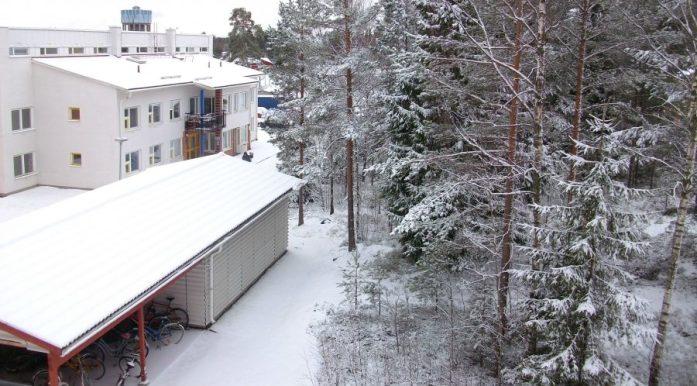 El campus: Duetgatan