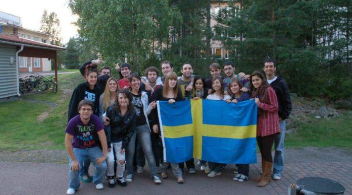 Erasmus en Suecia
