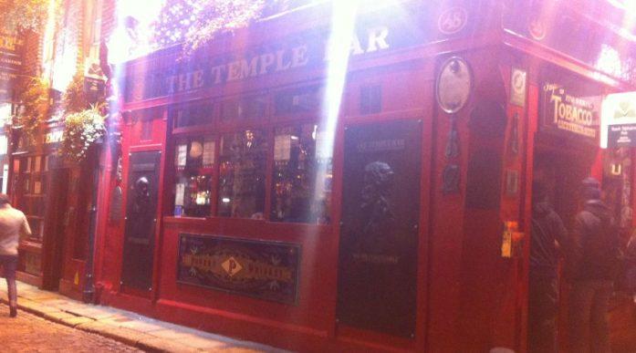 Temple Bar de Dublín