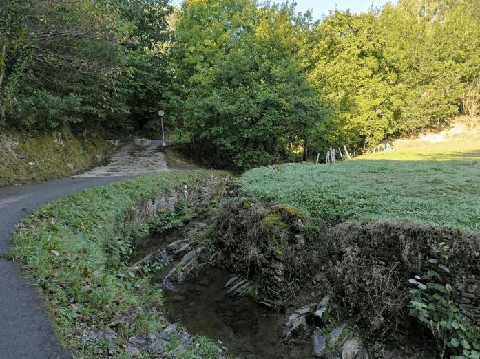 Camino de la izquierda