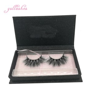 mink lashes packaging box