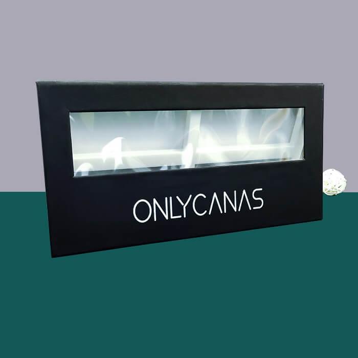 custom comprehensive eyelash box