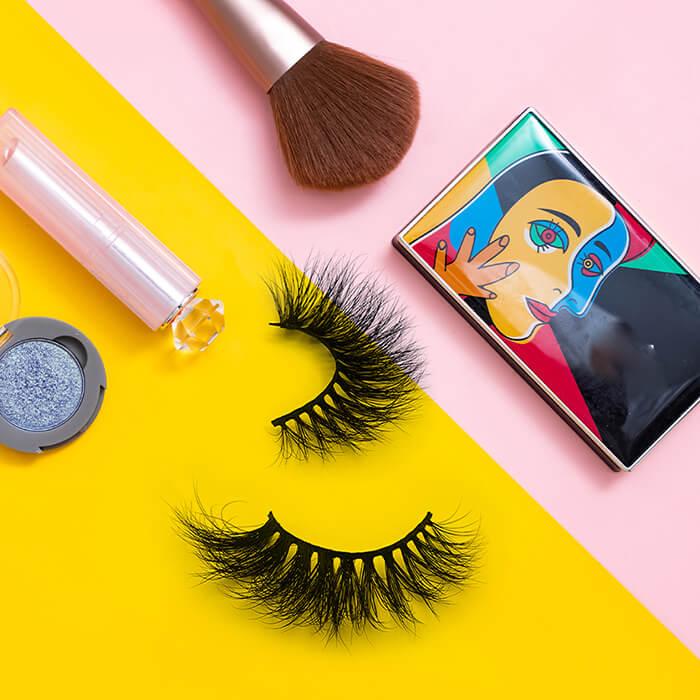 Custom mink eyelashes best selling design