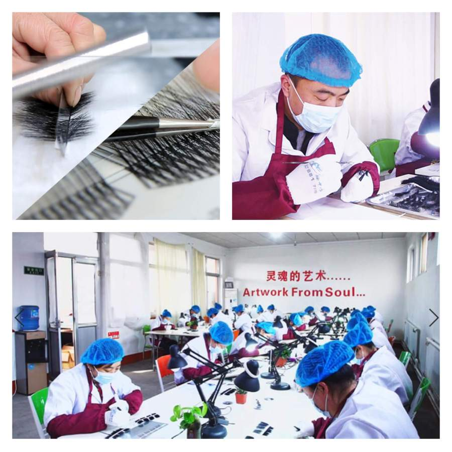 YSL Mink false lash factory