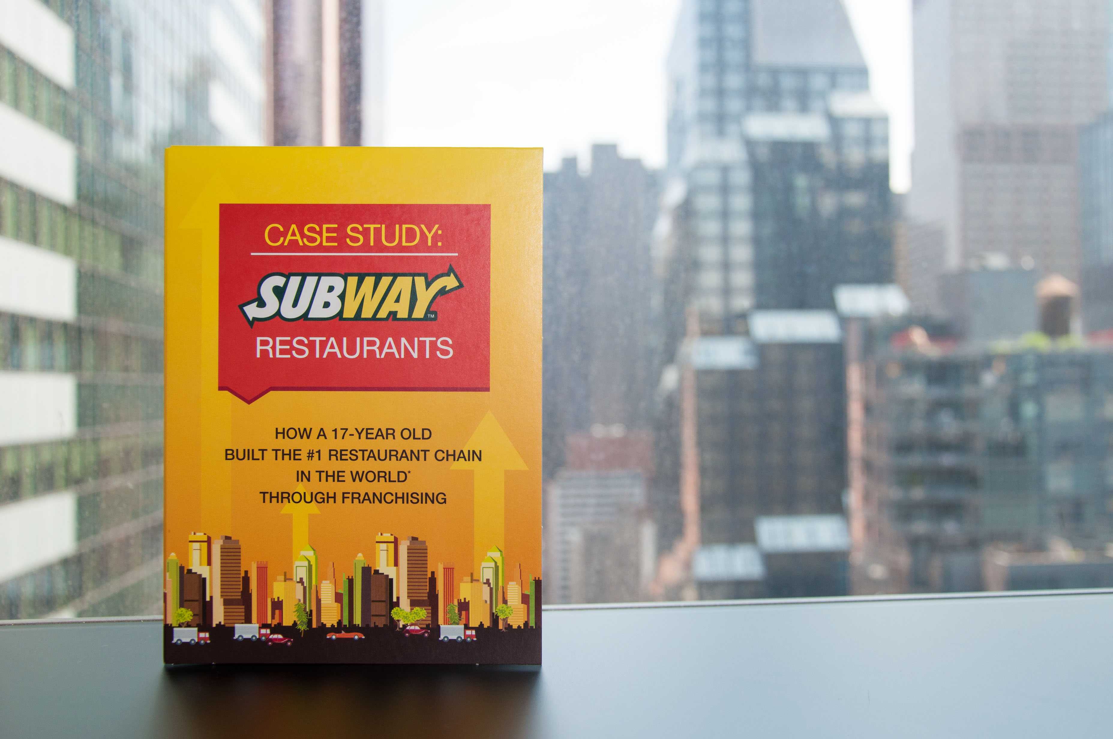 Image: SUBWAY® Case Study