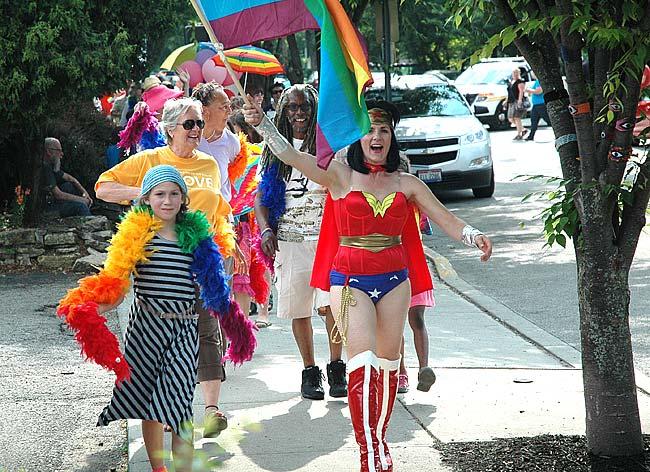 2013 Yellow Springs Pride Parade