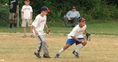 The YS Youth Baseball, Inc. annual meeting will be held on May 16, in preparation for this summer's season. YS Youth Baseball is a recreational league for boys and girls ages 7–11, and is currently accepting registration. (Photo by Suzanne Szempruch)