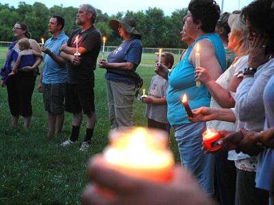Vigil over vigilantism