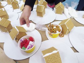 decorate your own gingerbread