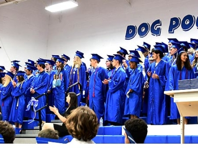 Up and out: 2019 YSHS commencement and McKinney moving up ceremonies