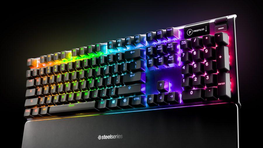 Steelseries Apex 5 電競鍵盤