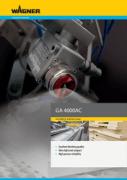 Yorkshire Spray Services Ltd - Wagner GA4000AC Auto Gun Brochure