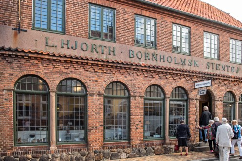 Hjorths keramikfabrik