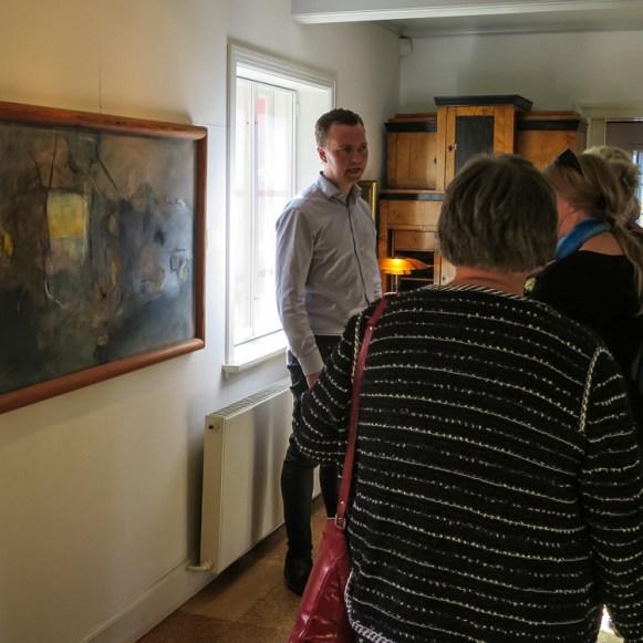 Information om Høsts konst
