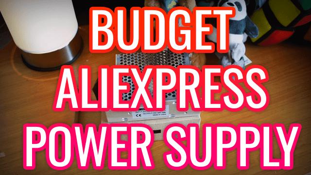 ALIEXPRESS POWER SUPPLY