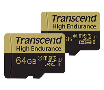 Transcend High Endurance