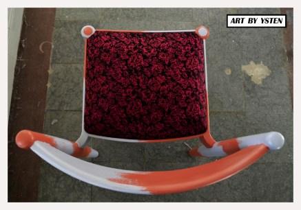 Happy Chair!
