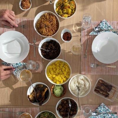 Molukse rijsttafel thuisbezorgd in en rondom Middelburg